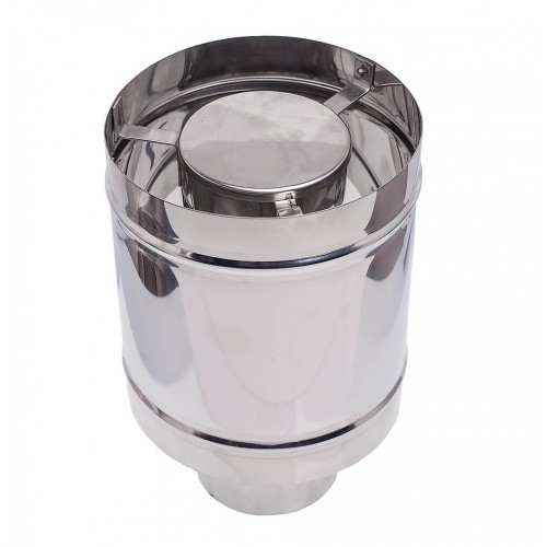 pellet-stove-cap-stainless-steel-aisi-304