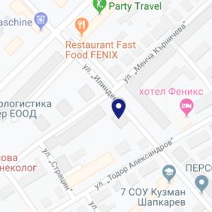 blagoevgrad-map