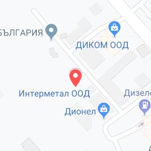 plovdiv map