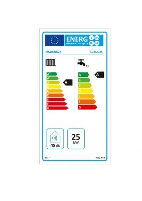 Efficiency Label C34-C38-1